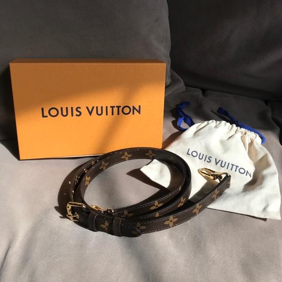 8ff406051159 Louis Vuitton Other - Louis Vuitton Adjustable Crossbody Strap (New)